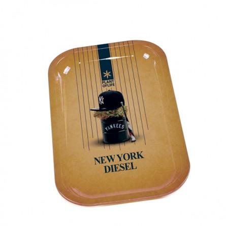 Plateau de roulage New York Diesel