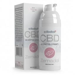 Créme CBD Zemadol (Aide à combattre l'eczéma) - Cibdol