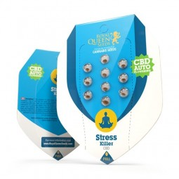 Stress Killer CBD Auto - Royal Queen Seeds