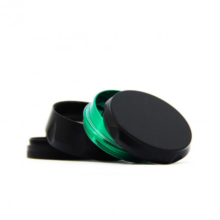 Grinder Emietteur 4 parties Mat et Brillant - 44 mm