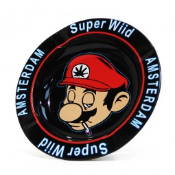 Cendrier Métal Mario Super Wiid - Amsterdam