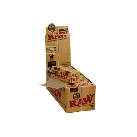 Boîte de Rolls - RAW