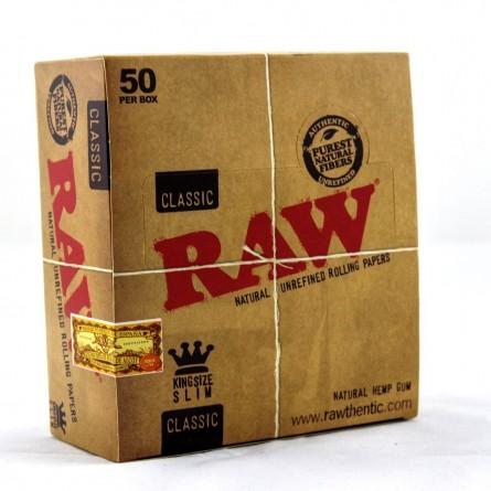 Boîte de feuilles Slim - RAW
