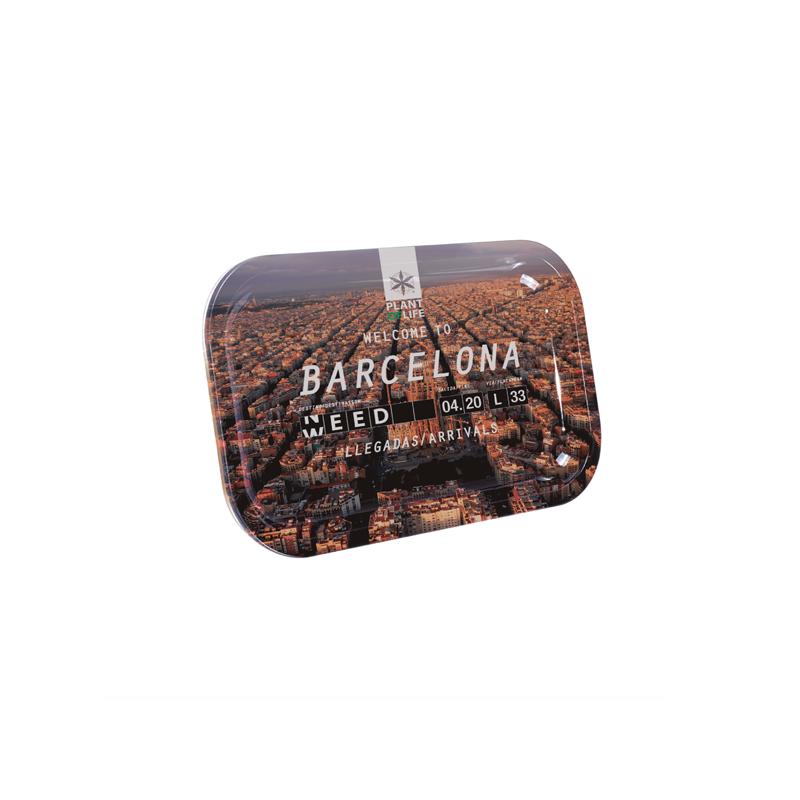 Plateau de roulage Barcelona