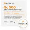 Acheter Cristaux de CBG 99% - Enecta