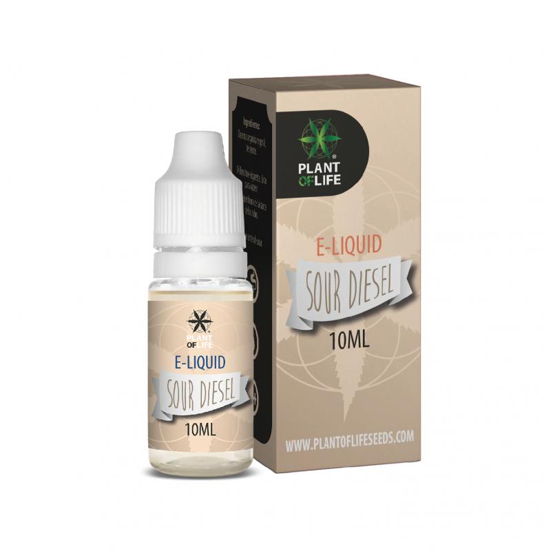 Sour Diesel - PlantofLife