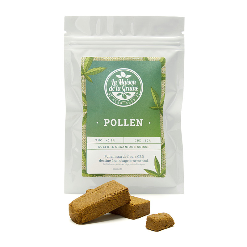 Pollen 10%