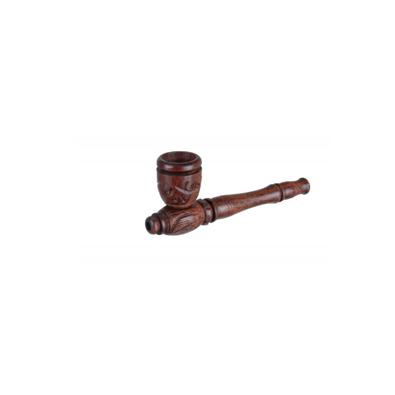 Pipe en bois de rose