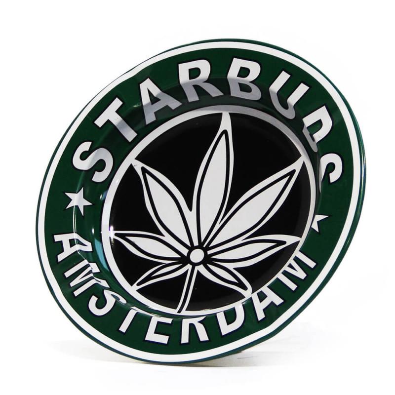 Cendrier Métal Starbuds Amsterdam