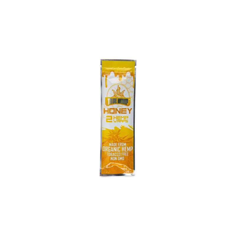 Blunt True Hemp Wraps - Honey
