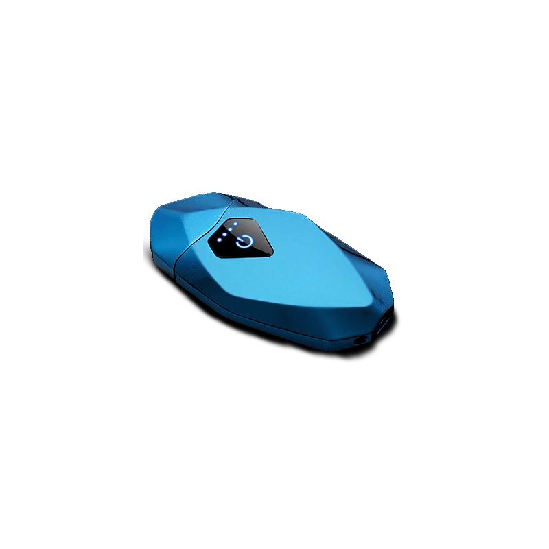 Briquet Electronique Bleu