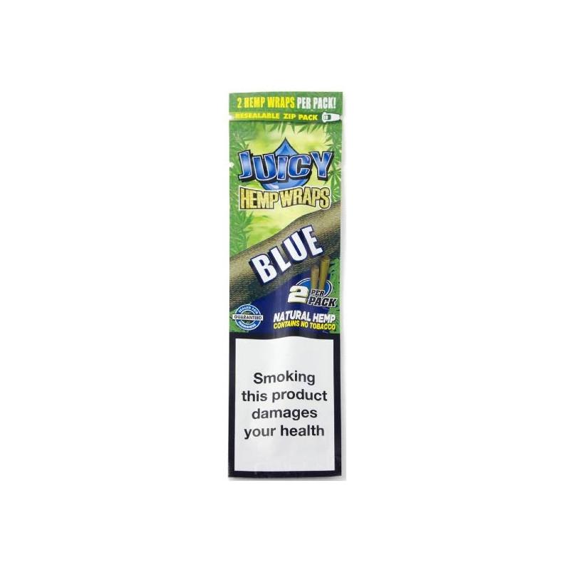 Blunt Juicy Jay's Hemp Wraps Blue