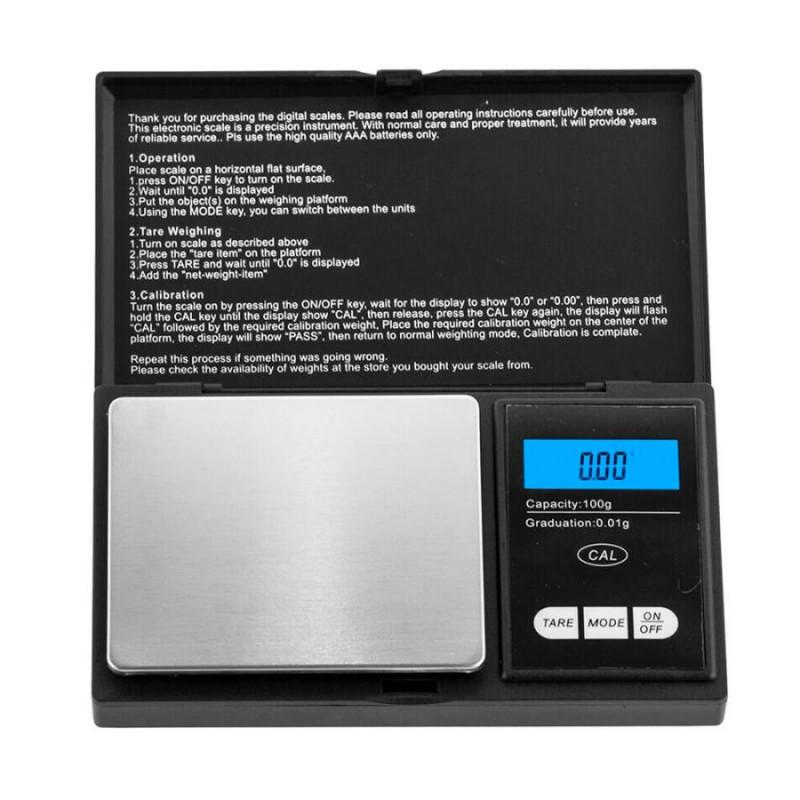 Balance Atlanta 0.1g-600g - USA Weight