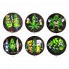 Vente de Grinder Emietteur 4 parties Weed - 50mm