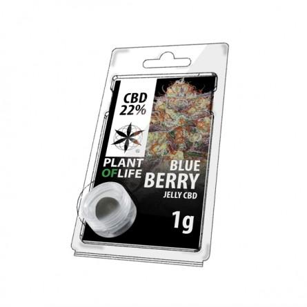 Résine CBD 22% - BlueBerry