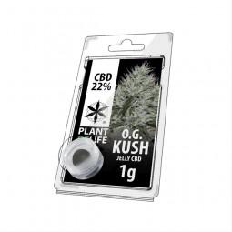 Résine CBD 22% - Og Kush
