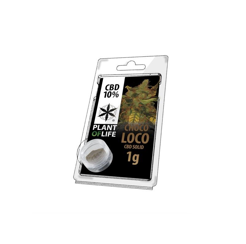 Pollen CBD 10 % - Chocoloco