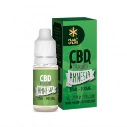 E-Liquide CBD et Terpènes Amnesia - PlantofLife