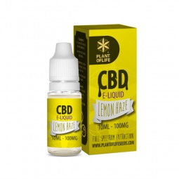 E-Liquide CBD et Terpènes Lemon Haze - PlantofLife