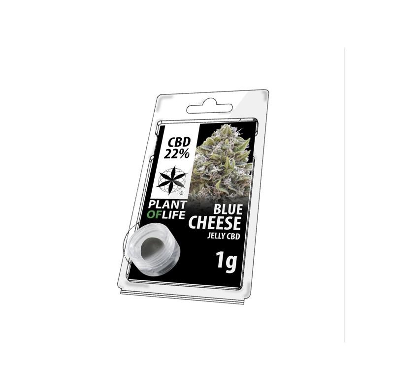 Résine CBD 22% - Blue Cheese