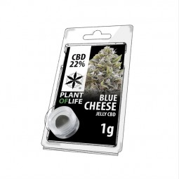 Résine CBD 22% - Blue Cheese
