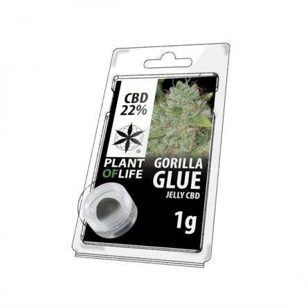 Résine Gorilla glue