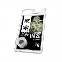 Résine CBD 22% - Lemon Haze
