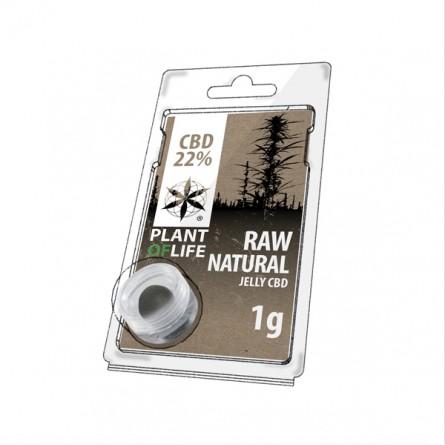 Résine Raw Natural