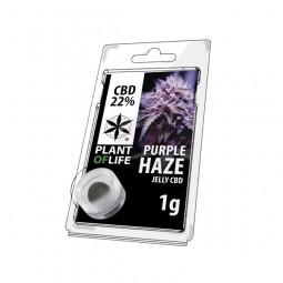 Résine CBD 22% - Purple Haze