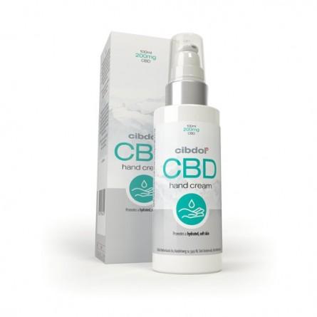Crème pour les Mains au CBD - Cibdol