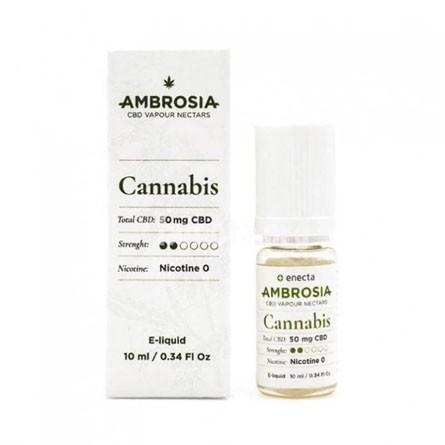 E-Liquide CBD et Terpènes Cannabis - Enecta